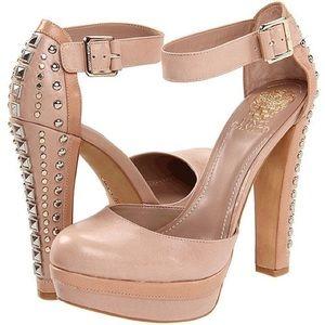 "🌿 Vince Camuto ""Jenmy"" studded heels"